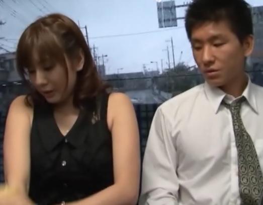 痴漢バスおとり捜査官010