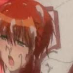 妖魔に触手でレイプ陵辱される退魔士姉妹【エロアニメ】