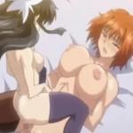 ふたなり女騎士が搾精されて絶叫敗北【エロアニメ】