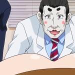 変態人妻の治療の為に病院で3P診察【エロアニメ】