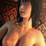 【エロアニメ】膣奥を凌辱され胸にぶっかけられて絶頂する召喚士【ユウナ】