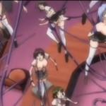 魔法学園に侵入してきた触手たちに為す術なく犯され陵辱される女たち【エロアニメ】