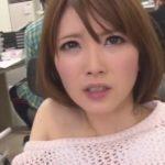 女優を目指す加藤リナが事務所で人が居る前で電マで犯され声を堪えることも出来ずに潮吹き絶頂